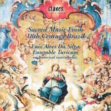 Da Silva,Luiz Alves - Sacred Music From 18th Century Braz
