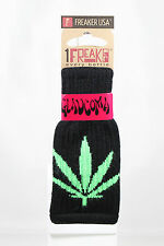 NEW STYLE! Freaker USA Glaucoma Drink Cover Koozie, 420, Weed, Blazing