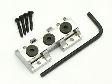 """SKU# 5513 Kahler® """"after the nut"""" Stringlock / Locknut - Chrome"""