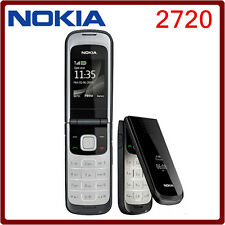 Unlocked Original 2720 Nokia Mobile Phone with Original Screen Bluetooth FM