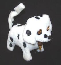 FLIP OVER DALMATIAN DOG battery operated rollover toy NOVELTY barking light up