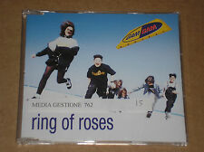 GAM GAM PROJECT - RING OF ROSES - CD SINGOLO PROMO COME NUOVO (MINT)
