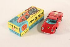 "Corgi Toys 314, Ferrari ""Berlinetta"" 250 Le Mans, Mint in Box     #ab766"
