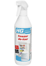 HG Freezer De-Icer Spray 500ml Speeds Up Defrosting Process to Quickly Defrost