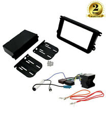Single/Double Din Car Stereo Fascia Fitting Kit for VW Passat Polo Touran Vento