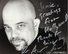 LEE ARENBERG - Signed 10x8 Photograph - PIRATES OF THE CARIBBEAN