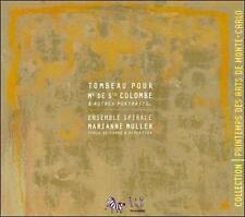 TOMBEAU POUR MR. DE STE. COLOMBE & AUTRES PORTRAITS... (NEW CD)