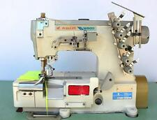 PEGASUS W562-500 Coverstitch 3-Needle 5-Thread Elastic Industrial Sewing Machine