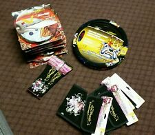 Lot of Ed Hardy Christian Audigier Automotive Seat Belt, Steering Wheel Covers