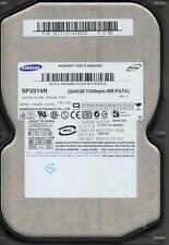 Samsung SpinPoint SP2014N 200Gb IDE   P/N: 1017J1FY419520  P/V MS D6