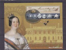 PORTUGAL S / S QUEEN D. MARIA II WITH HOLOGRAM (2003)  MNH