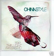 (P521) China Style, Trip the Light Fantastic - DJ CD