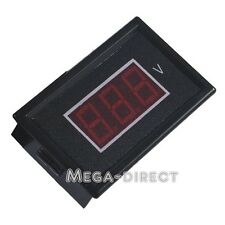 #7081 Digital Voltmeter AC 75V To 300V Red LED Panel Meter