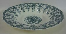 Crown Ducal IVY BLUE GRAY Rim Soup Bowl EARLY ENGLISH Multiple Available