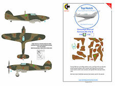 Hawker Hurricane Pat A Paint Mask1/32