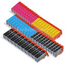 50x PGI520 + CLI521 IP 3600 IP 4600 IP 4700 MP 540 MP 550 MP 640 MP980 NEU