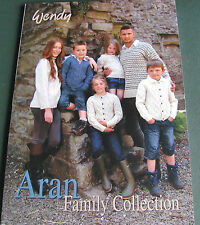 Wendy Aran Family Collection Pattern Book 357