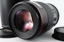 [ Excellent++++! Canon EF100mm F2.8 L IS USM Macro DSLR Lens From Japan##