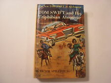 Tom Swift #19, and His Triphibian Atomicar, 1st Picture Cover?