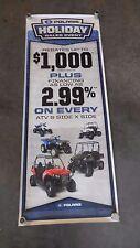Polaris RZR Sportsman Ranger RZR 800 EFI Dealer Exclusive Banner