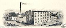 Pich Schulte Metallwarenfabrik Iserloh Reklame 1925 Geldtaschen Geldbeutel