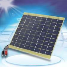 12V 5W Pannello Solare Adatto Per Auto Batteria Irrigazione Caricatore Gocciolio