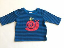 PRE-OWNED INFANTS HANNA ANDERSSON PULL OVER TOP SIZE  50