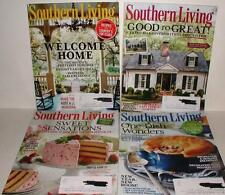 Lot of 16 SOUTHERN LIVING  Back Issues Magazine 2011, 2012, 2014. CK
