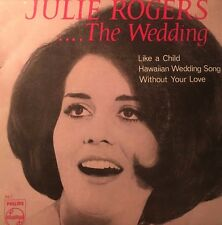 EP Julie Rogers The Wedding + 3 Philips PE7  VGC