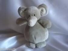 Doudou éléphant gris, Nicotoy
