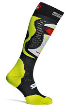 Sidi Faenza Fluo Socks Fluo Yellow L-XL #249