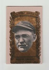 1963 TOPPS BAZOOKA ROGERS HORNSBY ALL TIME GREATS CARD #32 EX/MT CONDITION