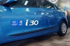 Body Side Mouldings Door Molding Protector Trim for Hyundai i30 5 door 2013-2016
