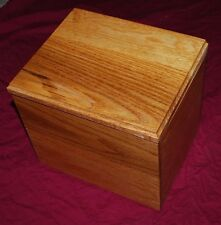 Universal Wood Battery Box Gas Engine Motor Coil Hit Miss Fairbanks IH