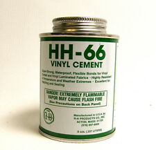 HH-66 Vinyl Cement, 8 Ounce Can, Inflatables, Tarps, Vinyl Product Repair