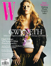 W Magazine June 2004 GWYNETH PALTROW Kate Moss NATASHA POLI Hannelore Knuts EXCL