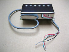 GIBSON 57 CLASSIC PAF HUMBUCKER, 4 CONDUCTOR, CHROME COVER
