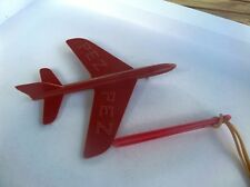 PEZ  VERY RARE FROM 1970s Airplane toy Glider SPAIN Rare Color
