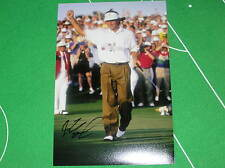 USA PGA fantastique Fred Couples signé vintage action photographie