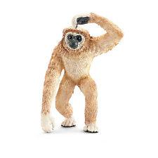 Q15) Schleich (14717)  Gibbon Klammeraffe Affe Affen Tierfiguren