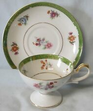 Udako Cup & Saucer Occupied Japan, as found