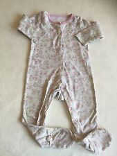 Baby Girls Clothes 12-18 Months - Cute Sleepsuit