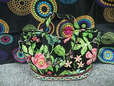 Vera Bradley Multi-Color Retired Botanica Bucket Style Small Tote