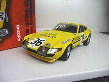 1:18 Kyosho Ferrari 365 GTB4 Competizione #36 Daytona NEU NEW