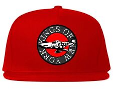 Kings Of NY plane Snapback hat New Pilot World War Planes Mile High Club WWII