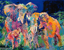 Elephant Poster/Elephants/Animal Poster/Pop Art/17x22in/Great!