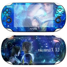Skin Decal Sticker For PS Vita Original PCH-1000 Series Consoles FFX #02 + Gift