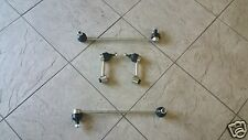 VW GOLF MK V1  08   TWO FRONT & TWO REAR LOWER ANTI ROLL BAR DROP LINKS  NEW