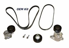 BMW Drive Belt Tensioner Pulley Kit e46 e39 e83 e53 Mechanical Type oem ContiNa