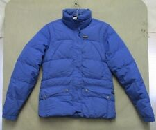 S3929 Women's Oakley Blue Regular Fit Full Zip Duck Down Insulated Ski Jacket